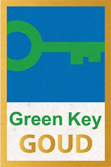 Green key gold